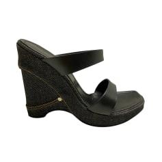 Wedge Sandals Casadei