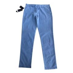 Straight Leg Pants Armani Jeans
