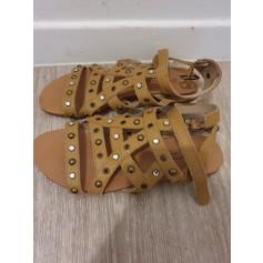 Sandales plates  Promod  pas cher
