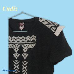 Top, tee-shirt Undiz  pas cher