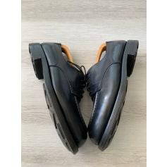 Chaussures à lacets JM Weston  pas cher