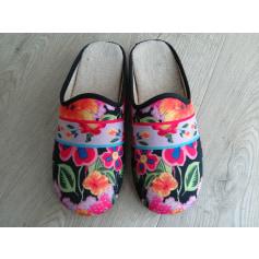 Chaussons & pantoufles Goès confort  pas cher