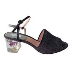 Sandales à talons Max Mara  pas cher