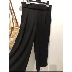 Pantalon évasé Zara  pas cher