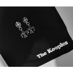 Boucles d'oreille The Kooples  pas cher