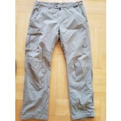 Pantalon droit Jack Wolfskin  pas cher