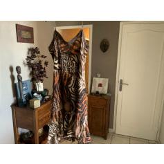 Robe mi-longue Kanaka  pas cher