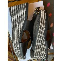 Sandales compensées S.Oliver  pas cher