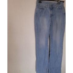 Jeans évasé, boot-cut Camaieu  pas cher