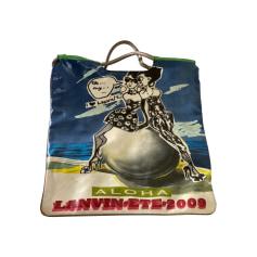 Stoffhandtasche Lanvin