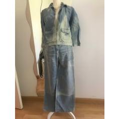 Tailleur pantalon Cerruti Jeans  pas cher