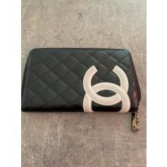 Portefeuille Chanel Cambon pas cher