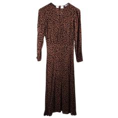 Robe mi-longue Maison Standards  pas cher