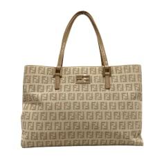 Non-Leather Oversize Bag Fendi