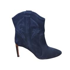 High Heel Ankle Boots Ba&sh