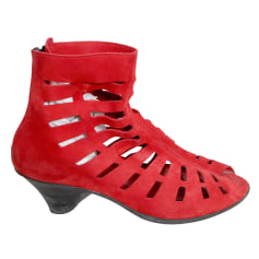 High Heel Ankle Boots Arche