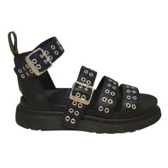 Flat Sandals Dr. Martens