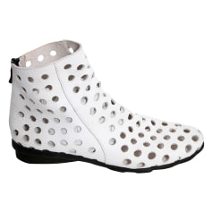Flat Ankle Boots Arche