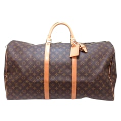 Borsa XL in tessuto Louis Vuitton
