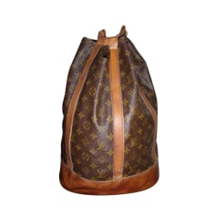Sac XL en cuir Louis Vuitton W pas cher