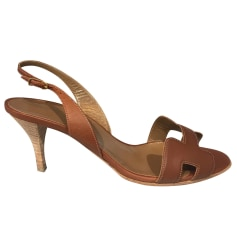 Heeled Sandals Hermès