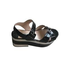 Wedge Sandals Miu Miu