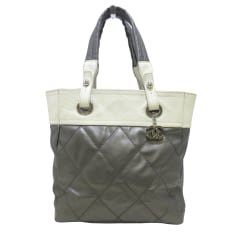 Non-Leather Oversize Bag Chanel