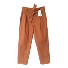 Tapered Pants Sandro