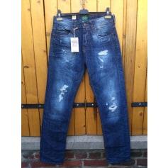 Straight Leg Jeans Pull & Bear