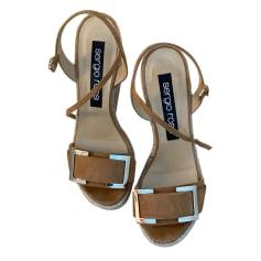 Wedge Sandals Sergio Rossi