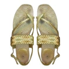 Flache Sandalen Hermès
