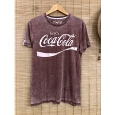 Tee-shirt Coca Cola  pas cher
