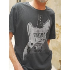Tee-shirt Nirvana  pas cher