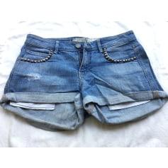 Short en jean Zara  pas cher