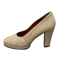 Heeled Sandals Yves Saint Laurent