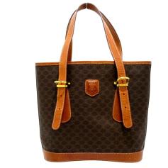 Non-Leather Oversize Bag Céline
