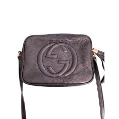 Leather Shoulder Bag Gucci Soho
