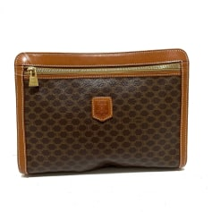 Non-Leather Clutch Céline