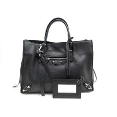 Leather Handbag Balenciaga