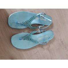 Sandales à talons Manfield  pas cher