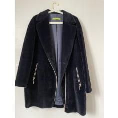 Manteau en fourrure Versace  pas cher