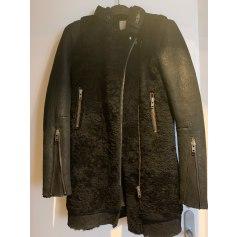 Manteau en cuir Iro  pas cher