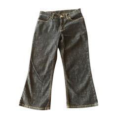 Jeans évasé, boot-cut Escada  pas cher