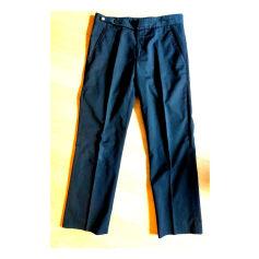 Straight Leg Pants Dior Homme