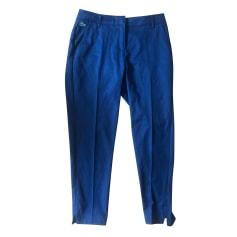 Straight Leg Pants Lacoste