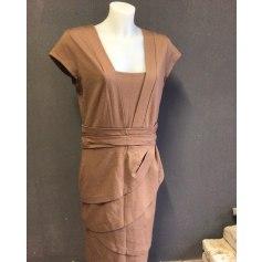 Robe mi-longue Space-Style Concept  pas cher