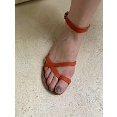 Sandales plates  Erotokritos  pas cher