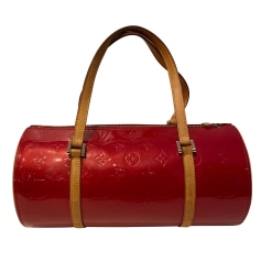 Leather Handbag Louis Vuitton Papillon