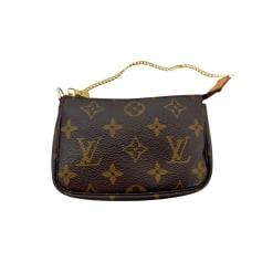 Lederhandtasche Louis Vuitton Pochette Accessoires NM