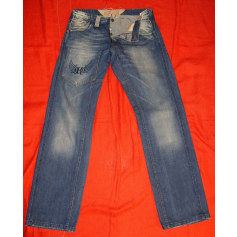 Wide Leg Jeans Kaporal